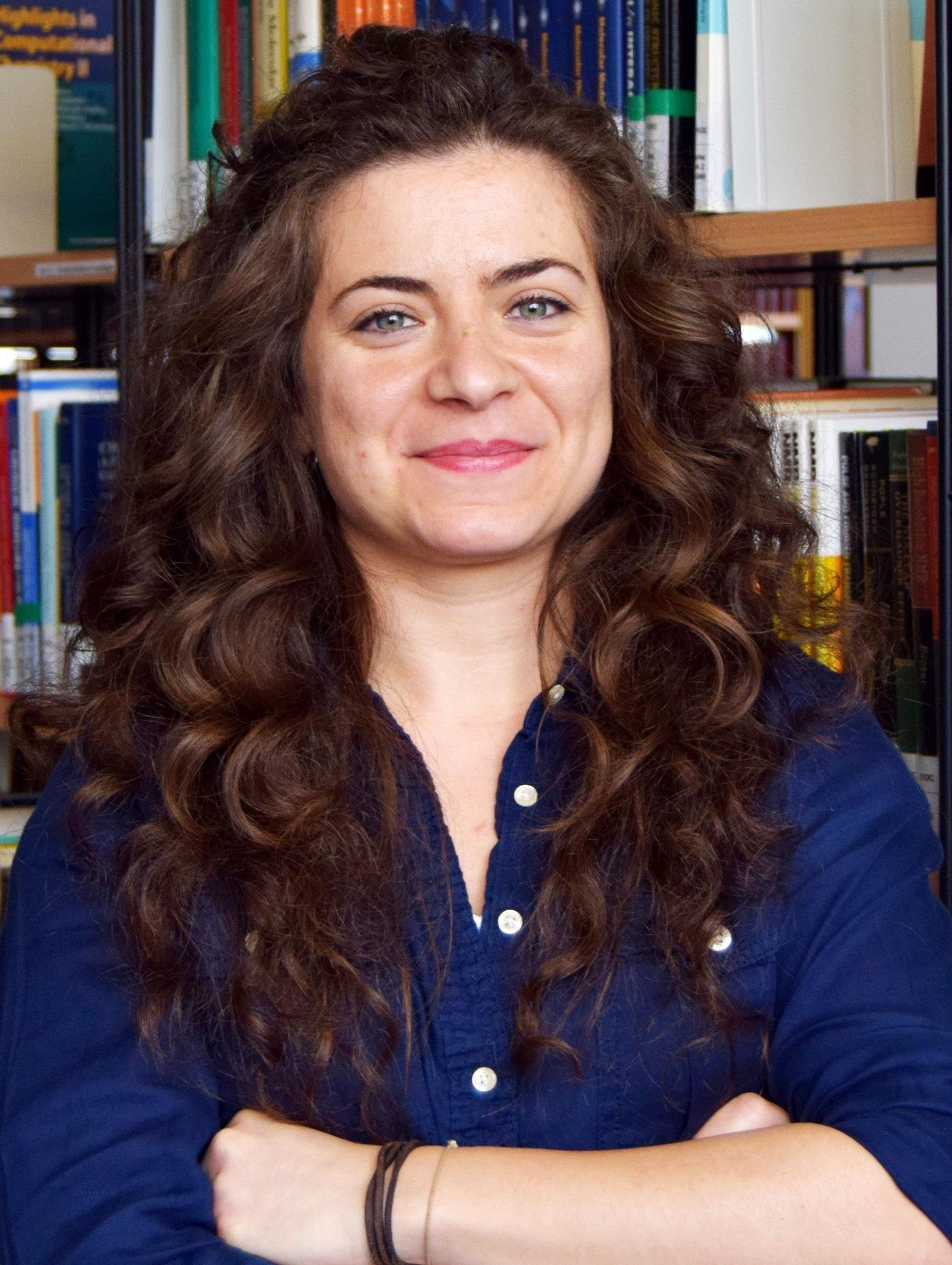 Portrait Aysun Çapcı Karagöz