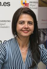Portrait Prof. Ángela Sastre-Santos
