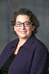 Portrait Prof. Nancy Goroff