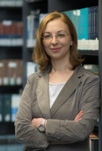 Portrait Prof. Svetlana Tsogoeva