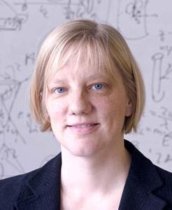Portrait of Prof. Dr. Ing. Janina Maultzsch
